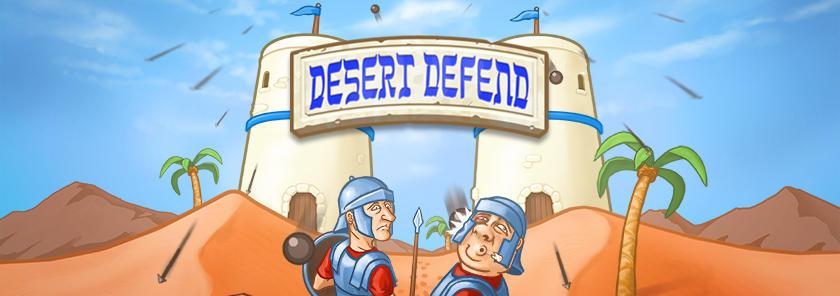 Desert Defend